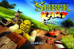 Shrek Kart HD