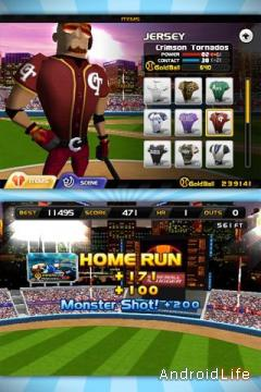 Homerun Battle 3D - Бейсбол для Андроид