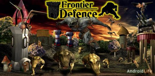 Frontier Tower Defense - Стратегия для Андроид