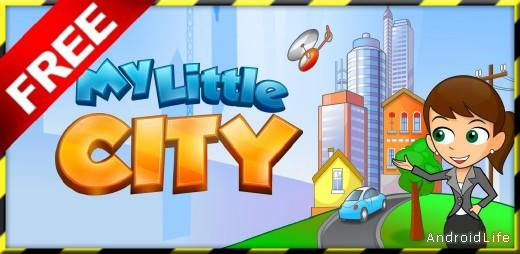My little city игра для Android