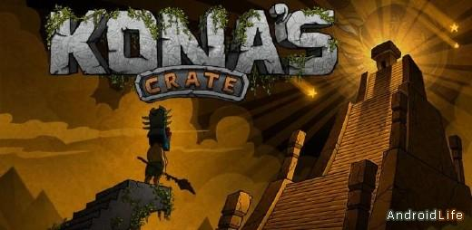 Kona's Crate игра для Android