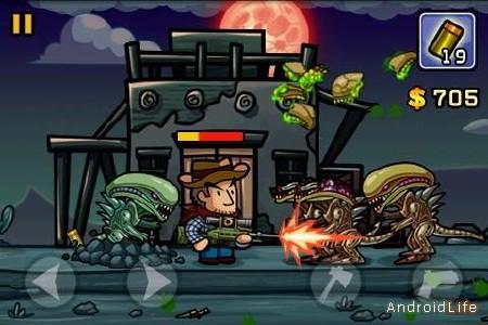 Aliens Invasion игра для Android