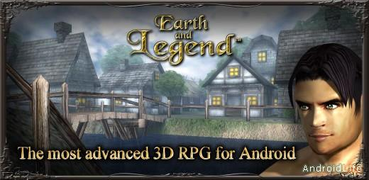 Earth And Legend  v.1.0.1