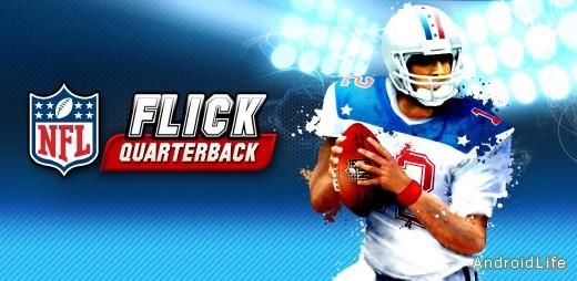 NFL Flick Quarterback