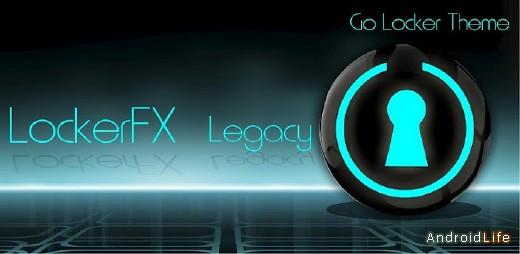 Lock FX Legacy Go Locker