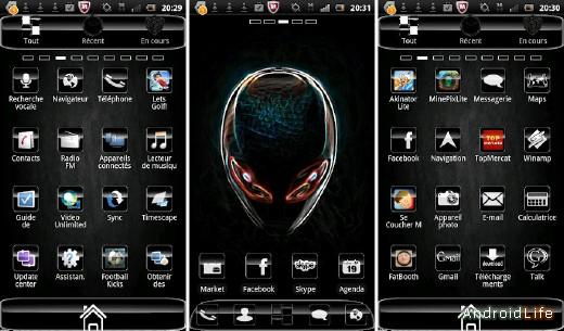 Black Theme HD