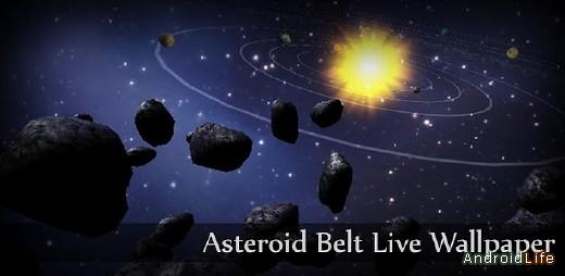Asteroid Belt Donation