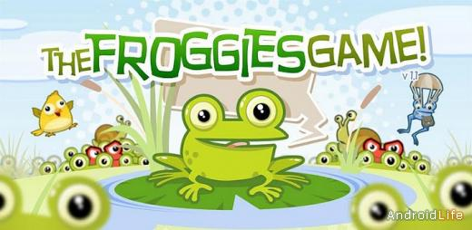 The Froggies Game