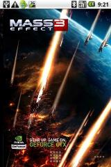 Mass Effect 3 Live Wallpaper