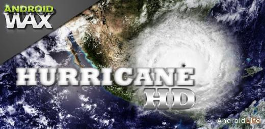 Hurricane HD Live Wallpaper