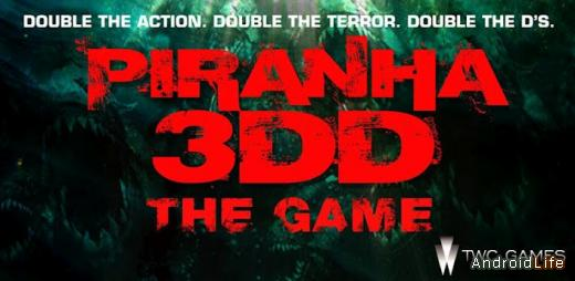 Piranha 3DD: The Game