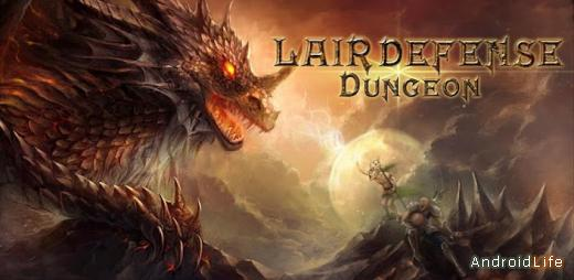 Lair Defense: Dungeon