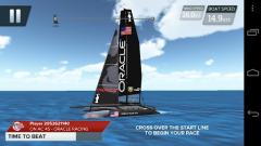 America's Cup - Speed Trials