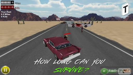 Drive with Zombies Pro