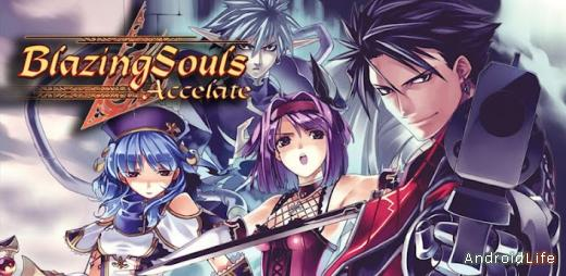 Blazing Souls Accelate