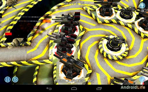 Tower Raiders 3 - TD теперь в 3D
