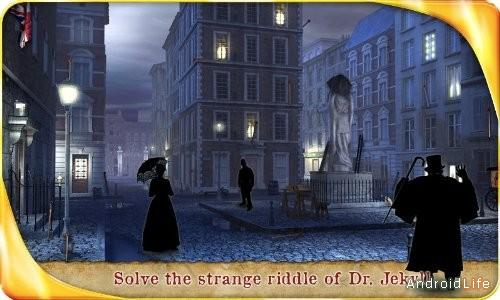 Dr Jekyll and Mr Hyde : The Strange Case