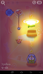 Cut the Rope: Time Travel + HD