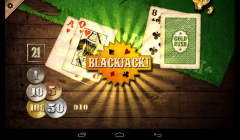 Gold Rush Blackjack