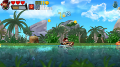 Ramboat: Hero Shooting Game - 3 в 1, но не в ряд