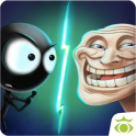 Stickman vs Troll Face - Quest