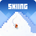 Skiing Yeti Mountain – Безумный спуск с горы
