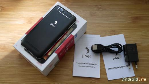 Jinga Basco M500 4G - iPhone за 7 990